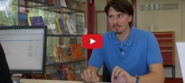 Teaser: Systematische Literaturrecherche